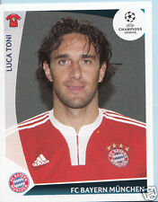 Football autocollant-panini uefa champions league 2009-10 - nº 18-bayern munich