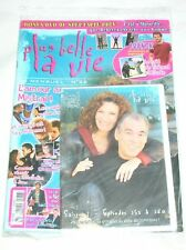 DVD + MAGAZINE / PLUS BELLE LA VIE N° 36 / NEUF CELLO++