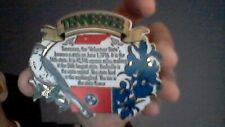 Tennessee Souvenir Photo Fridge Magnet 3.5x2.5