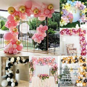 Balloon Garland Arch Kit Set Birthday Wedding Baby Shower Balloons Party Decor