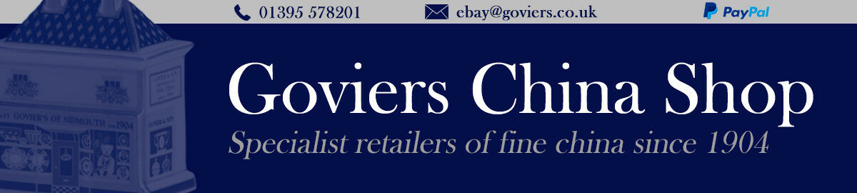 Goviers China Shop