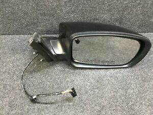 2015 2016 Dodge Charger SIDE MIRROR PASSENGER RIGHT BLACK