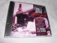 J'Adore La Chanson Française /Vol.3 - CD - OVP
