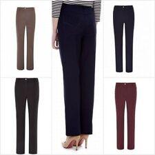 Bootcut Regular Size Cotton L30 Jeans for Women