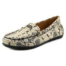 Zapatos planos de mujer Coach color principal crema
