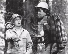 "Paul Newman,Michael Sarrazin,""Sometimes a Great Notion"" 1970 Vintage Movie Still"