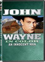 John Wayne in Color: An Innocent Man (2008, DVD NUOVO) (REGIONE 1)