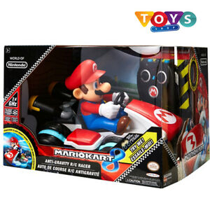 Super Mario Kart Mini Anti Gravity Remote Control Racer Children Dream Toy