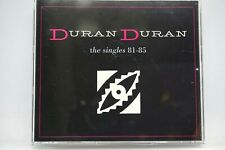 Duran Duran - The Singles 81-85    3XCD Album Box Set