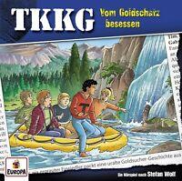 TKKG - 201: VOM GOLDSCHATZ BESESSEN   CD NEW