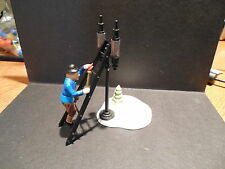 DEPT 56 SNOW VILLAGE Lamplighter Accessory Set 55778