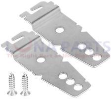 2 Piece Wp8269145 for Dishwasher Upper Mounting Bracket Ap3039168 Ps393134