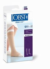 Jobst UlcerCare Compression Stocking Support 2 Part System No Zipper 40 mmHg NEW