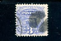 USAstamps Used FVF US 1869 Locomotive Pictorial Issue Scott 114