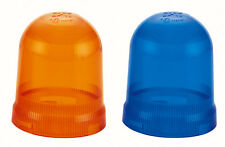 Rundumblinkleuchten - Ersatzhaube - hier: Farbe BLAU
