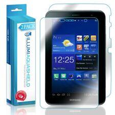 2x iLLumi AquaShield Front Screen + Back Protector for Samsung Galaxy Tab 2 7.0