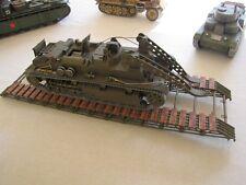 Modelik 02/09 - Brückenlegepanzer IT-28   mit Lasercutteilen