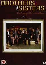 Brothers and Sisters TV Series 1-5 DVD Collection 29 Discs Box Set Season New