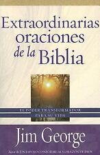 Extraordinarias oraciones de la Biblia (Spanish Edition)-ExLibrary