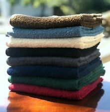12 Pcs Hand towel Salon towel value pack 16x27 Soft and Highly absorbent