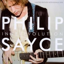 Philip Sayce [ NEW CD + RARE16 PAGE LYRICS BOOKLET / NO VIDEOS ] Innerevolution