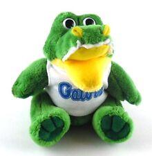 Green Alligator Bean Bag Plush GATORS T-shirt Soft Cuddly Little Gator Plush
