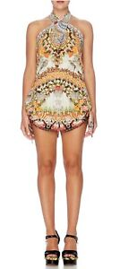 Camilla Slice Of Paradise Playsuit Size S Samba Salada Excellent Condition