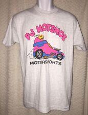 Vintage PJ Hotshoe Motorsports T-Shirt Size Adult Medium
