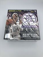 2019-20 Panini Illusions Basketball NBA MEGA Box Sealed & Unopened Brand New