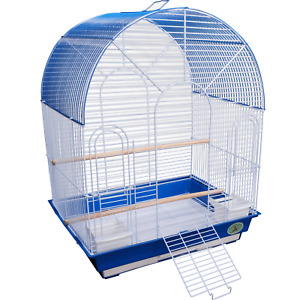 Kings Cages ES 2016 A arch top bird cage toy toys Finches Lovebirds Canaries