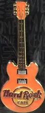 Hard Rock Cafe MIAMI FL 2017 3-D Orange CORE GUITAR Series PIN 3 Strings #92872