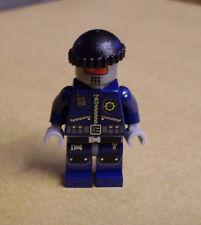 LEGO-The LEGO Movie Personaggio-Robo SWAT with cap (CAPPUCCIO ROBOT Droid) NUOVO
