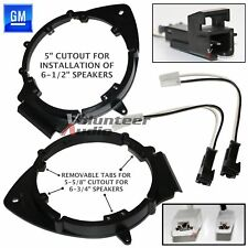 "BKGMSB356 2006-Up Chevrolet 6-1/2"" Or 6-3/4"" Speaker Adapter + Wiring Harness"