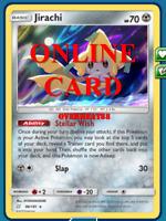 Jirachi Team Up 99/181 - Pokémon TCG Online (PTCGO) ONLINE CARD SENT FAST!
