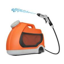 Portable Spray Pressure Washer For Travel/Outdoor Cleaning System + Car Plug