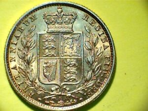 Full Gold Sovereign 1877, S mint,Victoria shield back, Royal Mail Spec Delivery.