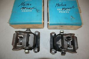 NOS Engine Motor Mounts for Chevy Passenger Car, Chevelle, Camaro - P/N 3990914