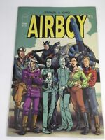 Airboy #3 Image Comics July 2015 James Robinson VF/NM
