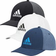 adidas Mens 2020 A-Stretch Badge of Sport Tour Cap Golf Hat Baseball Snapback