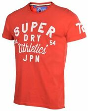 Superdry Cotton Solid T-Shirts for Men