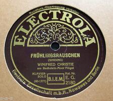Nice Price: Winifred Christie (Piano) - Frühlingsrauschen / Polonaise A-Dur