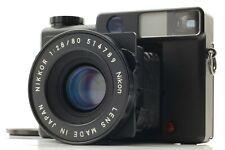 [EXC+4] PLAUBEL Makina 67 Medium Format Rangefinder Film Camera from JAPAN #F27