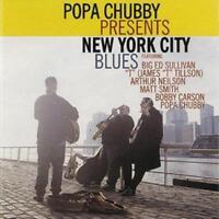 Popa Chubby - New York City Blues - CD Album 1999