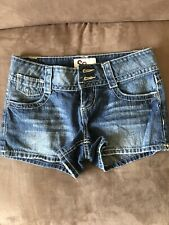 SO Jeans Shorts Denim Womens Size 0 Summer Shorts Clothes