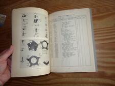 FAIRCHILD type K-6 Aerial Camera manual