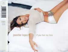 JENNIFER LOPEZ : IF YOU HAD MY LOVE / CD - TOP-ZUSTAND
