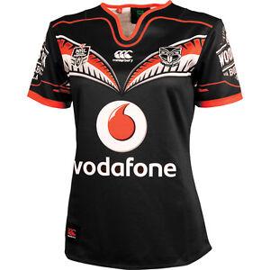 New Zealand Warriors Ladies Home Jersey