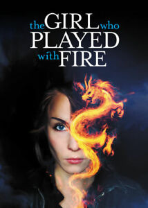 The Girl who Played with fire by Steig Larrson RRP £7.99