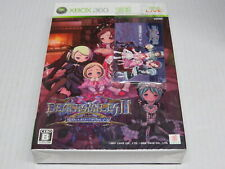 Deathsmiles IIX Limited Edition + DLC Death Smiles 2 Xbox 360 Japan * NEW Sealed