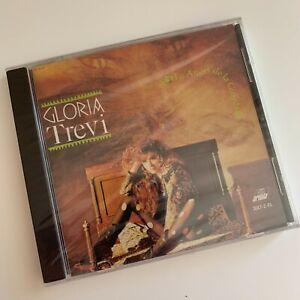 Gloria Trevi CD Tu Angel de la Guardia 1991 BMG Pelo Suelto Mega Rare New